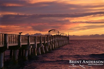 Lake Worth Pier Sunrise - Palm Beach, FL