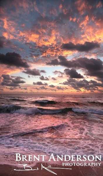 Fire Sky Sunrise - Palm Beach, FL