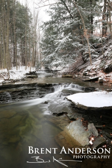 Winter-Stream