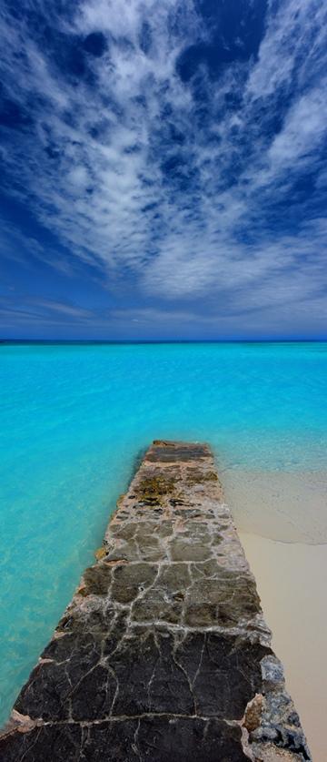 Pathway to Paradise - Treasure Island, Bahamas