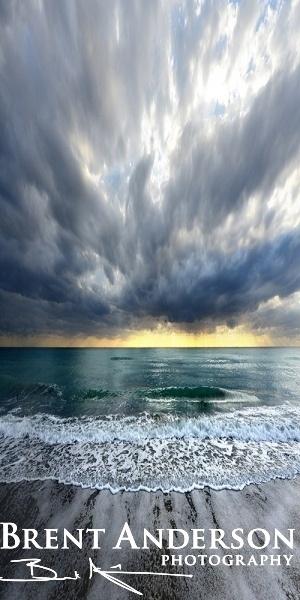 Stormy Atlantic 2 - Palm Beach, FL