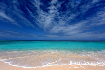Bahamas Blues - Great Guana Cay, Bahamas