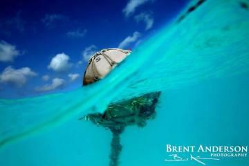 Bahamas Buoy - Treasure Island, Abacos