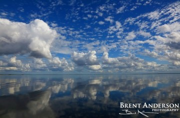 Cloud Reflections 1 - Lake Kissimmee, Highlands, FL