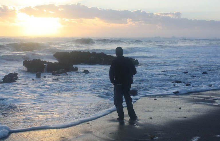 1 ocean side