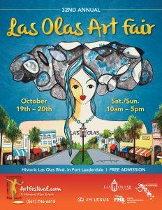 32nd Annual Las Olas Art Fair
